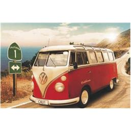 VW: VW Route One Plakat