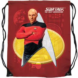 Star Trek: Captain Picard Gymnastiktaske