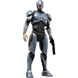 Robocop Silver Mini Action Figure 1/18 10 cm