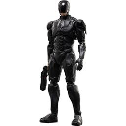 Robocop Black Exquisite Mini Action Figure 1/18 10 cm