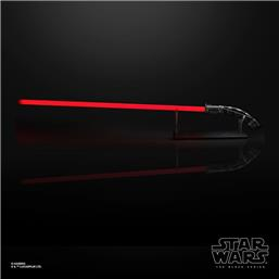 Star Wars: Asajj Ventress Black Series Replica 1/1 Force FX Lightsaber