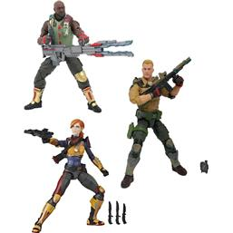 G.I. Joe Classified Series Action Figures 15 cm 2020 Wave 1 5-Pack