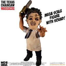 Leatherface Mega Scale Action Figure with Sound Feature 38 cm