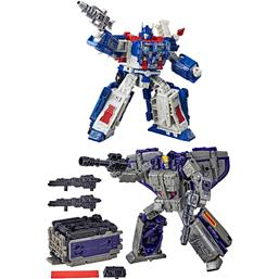 Ultra Magnus & Astrotrain Action Figures Leader Class 2020 2-Pack