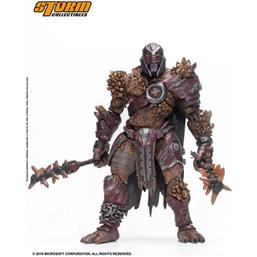 Warden Action Figure 1/12 18 cm
