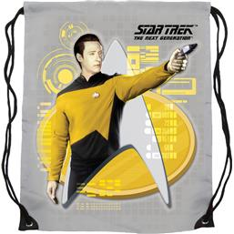 Star Trek: Commander Data Gymnastiktaske