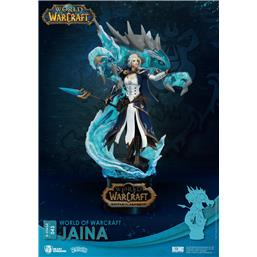 World Of Warcraft: Jaina D-Stage PVC Diorama 16 cm