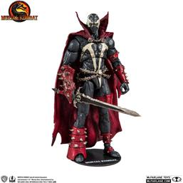 Mortal Kombat: Spawn Action Figure 18 cm