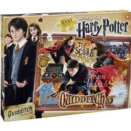 Harry Potter: Harry Potter Quidditch Puslespil