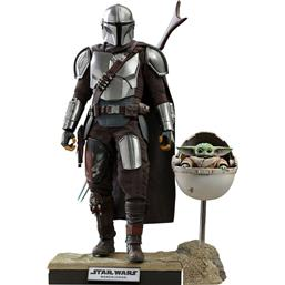 The Mandalorian & The Child Deluxe Action Figure 2-Pack 1/6 30 cm