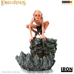 Lord Of The Rings: Gollum Deluxe Art Scale Statue 1/10 12 cm