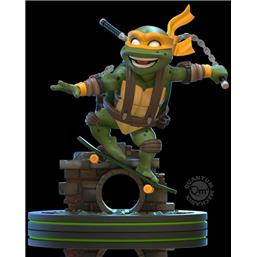 Ninja Turtles: Michelangelo Q-Fig Figure 13 cm