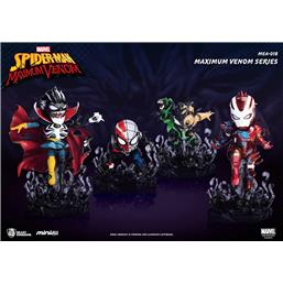Marvel Maximum Venom Collection Mini Egg Attack Figure  8 - 14 cm