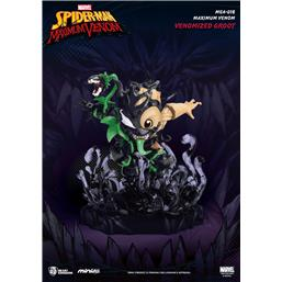 Spider-Man: Venomized Groot Mini Egg Attack Figure 9 cm
