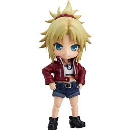 Saber of Red Casual Nendoroid Doll Action Figure 14 cm
