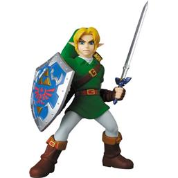 Link Ocarina of Time Version  UDF Mini Figure 8 cm