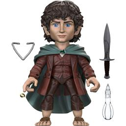 Frodo Baggins Action Vinyls Mini Figure 8 cm