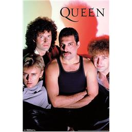 Queen In Concert Plakat