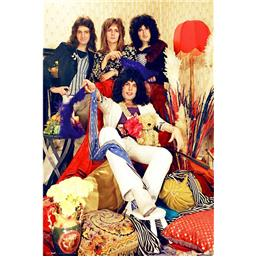 Queen Band Plakat