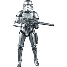 Stormtrooper Carbonized Black Series Action Figure 15 cm