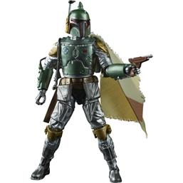 Boba Fett Carbonized Black Series Action Figure 15 cm