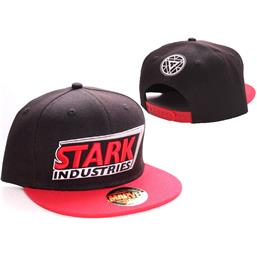 Iron Man: Stark Industries Cap Rød Logo
