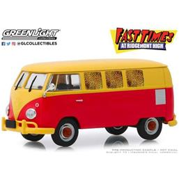 Fast Times at Ridgemont High: Volkswagen Type 2 T1 Station Wagon 1967 Diecast Model 1/43