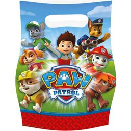 Paw Patrol: Paw Patrol partybags 8 styk