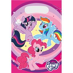 My Little Pony Cupcake Pony Partybags 8 styk