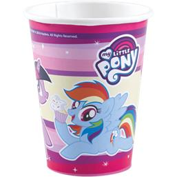 My Little Pony Cupcake Pony papkrus 8 styk