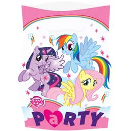 My Little Pony Partybags 8 styk