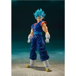 Super Saiyan God Super Saiyan Vegito Super  S.H. Figuarts Action Figure 14 cm