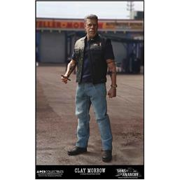 Sons Of Anarchy: Clay Morrow 1/6 Action Figur