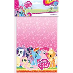 Pink My Little Pony plastikdug 120 x 180 cm