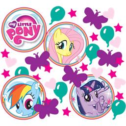 My Little Pony konfetti