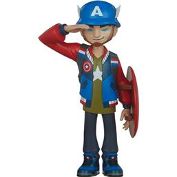 Captain America by kaNO Vinyl Statue 21 cm