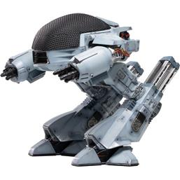 Robocop: ED209 Mini Action Figure with Sound Feature 1/18  15 cm