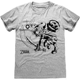 Link And Navi T-Shirt