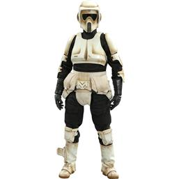 Scout Trooper  Action Figure 1/6 30 cm
