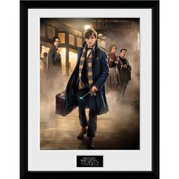 Fantastic Beasts: Group Stand Indrammet Plakat
