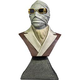 Universal Monsters: The Invisible Man Mini Buste 15 cm