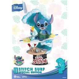 Stitch Surf Special Edition D-Stage Diorama 15 cm