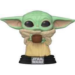 The Child w/ Cup POP! Star Wars Vinyl Figur (#378)