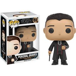 Fantastic Beasts: Percival Graves POP! Vinyl Figur (#07)