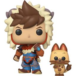 Lute & Navirou Pop! Animation Vinyl Figur (#797)