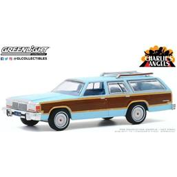 Charlie´s Angels: Ford LTD Country Squire 1979 Diecast Model 1/64