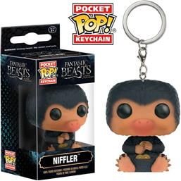 Niffler Pocket POP! Nøglering