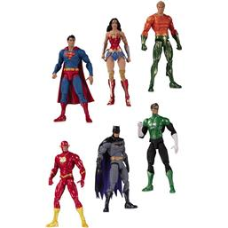 Justice League DC Essentials Action Figure 6-Pack 18 cm