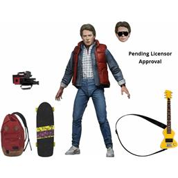 Marty McFly Ultimate Action Figure 18 cm (Part 1)