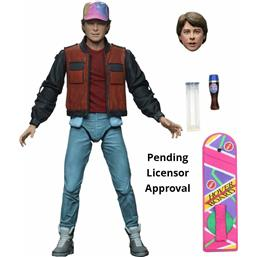Back To The Future: Marty McFly Ultimate Action Figure 18 cm (Part 2)